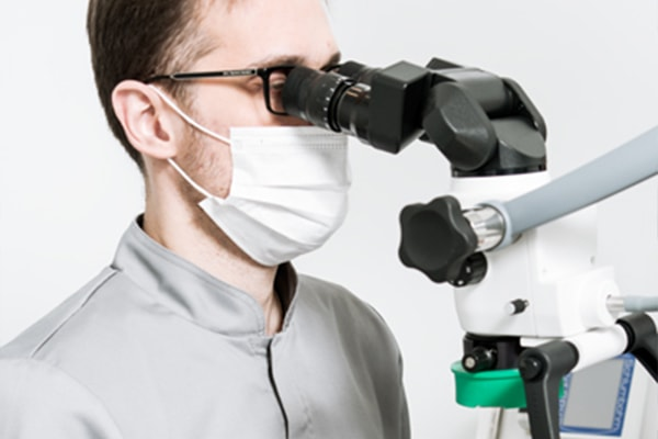 Endodoncja mikroskopowa (leczenie kanałowe) Łódź - klinika Neo Beauty